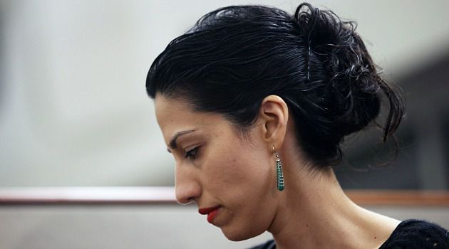 Standing By Him: Huma Abedin impressed many with her stoic performance at a press conference with her husband, Anthony Weiner. Others felt pity.