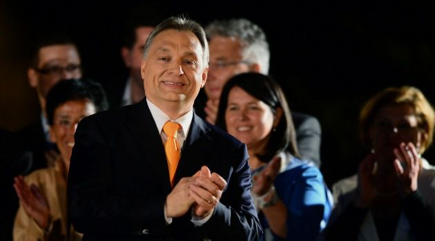 Winner: Hungary Prime Minister Viktor Orban, who just won reelection, portrays himself as the best defense against the far right. Some Jews disagree.