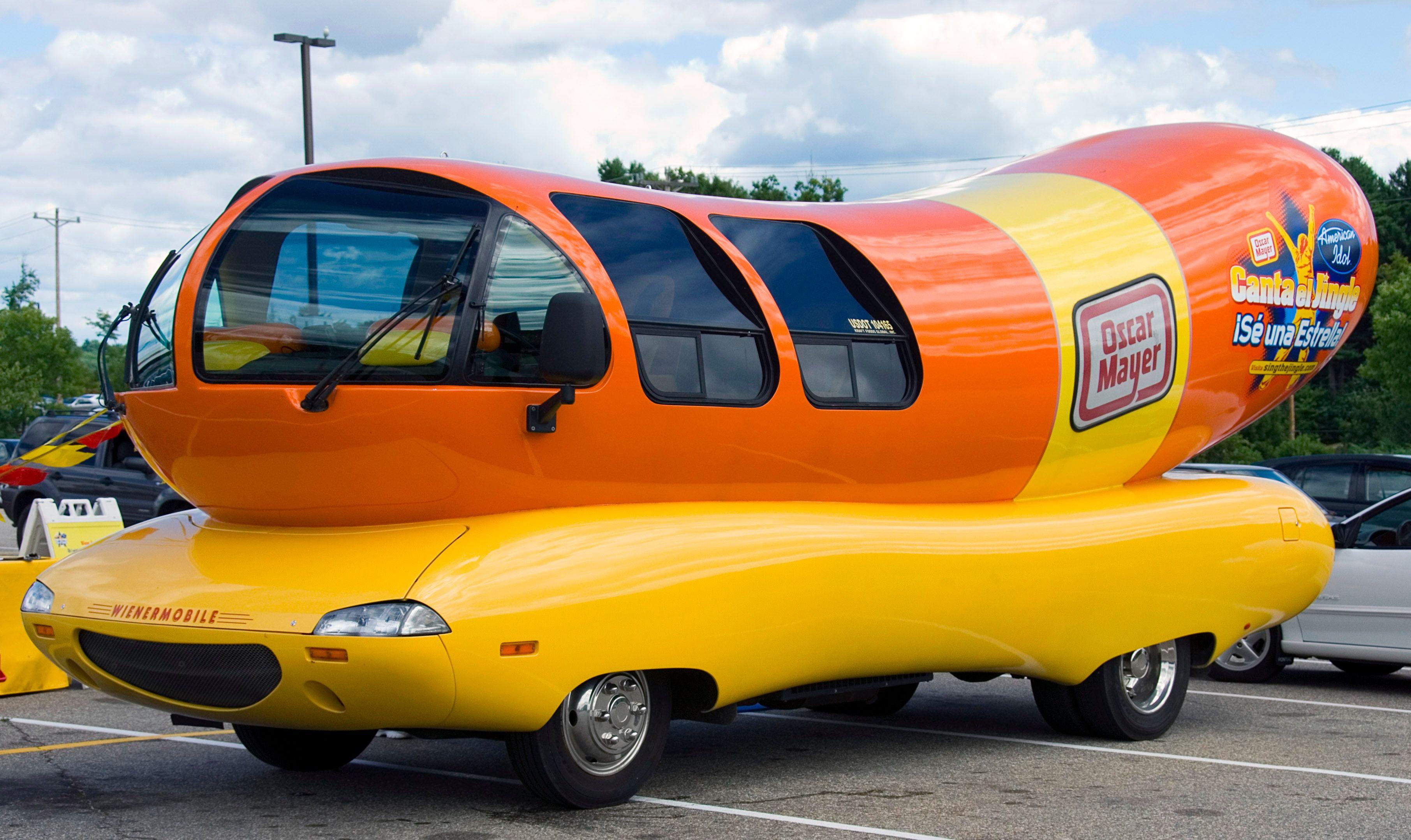 The Wienermobile