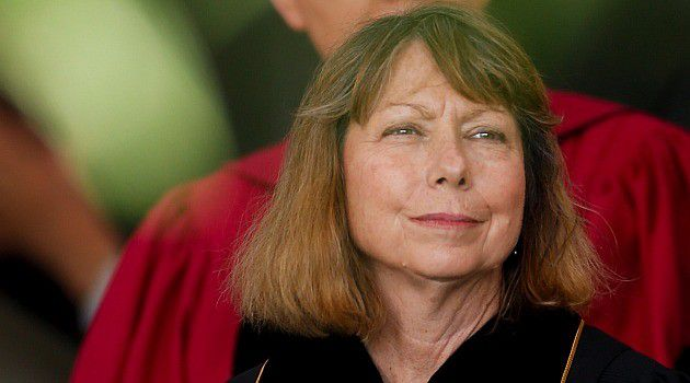 Firing Offense: Jill Abramson, the now former executive editor of The New York Times.