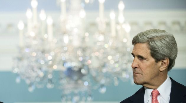Lone Ranger: Is John Kerry headed for failure in the Middle East?