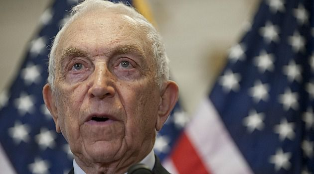 Great Generation: Frank Lautenberg was proud of his role as a Jewish community activist. But he ran on his record of business success and policy achievements.