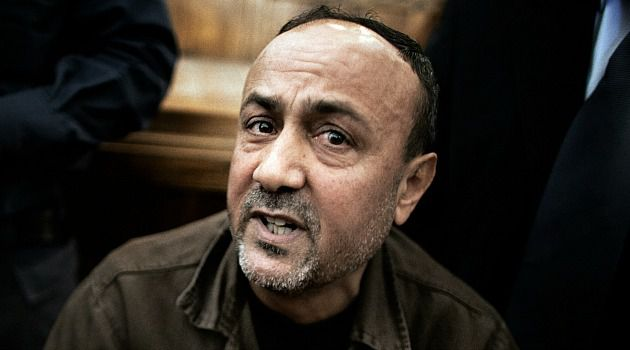 High Price: Marwan Barghouti, the jailed Palestinian leader, is one of scores of convicted terrorists who receive monthly stipends from authorities in Ramallah.