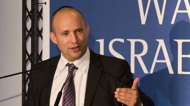 Sorry Bibi, the Palestinians Are Not 'Ethnic Cleansing' Jewish Settlers