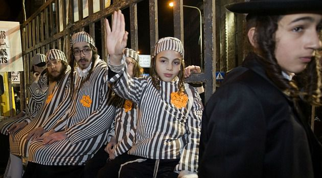 Nazi No-No: Demonstrations that use Nazi symbols and imagery would be banned under a proposed Israeli law. Would it be any more effective than New York?s ban of the other N-word?