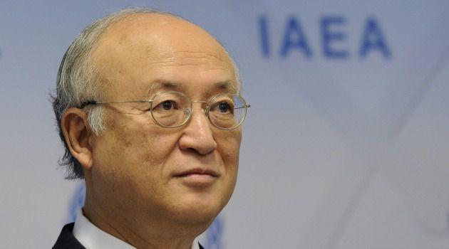 Open Up Iran: International Atomic Energy Agency Director General Yukiya Amano discusses Iran's nuclear program.