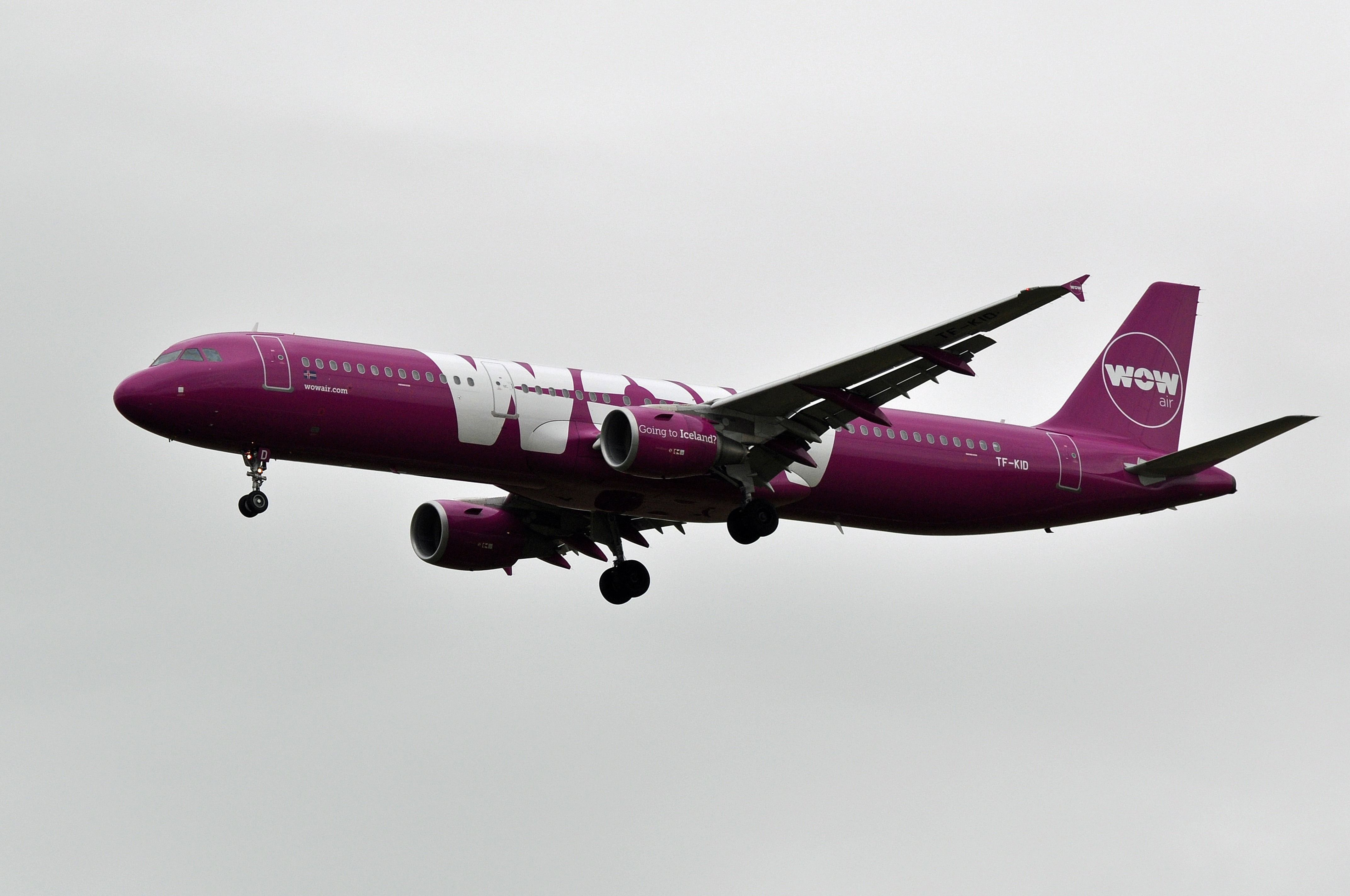 Oh, Wow: The low-cost airline WOW Air is offering flights from North America to Israel for as low as $149.