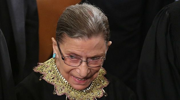 Not Going Anywhere: Despite hitting 80, Ruth Bader Ginsburg insists she is in good health and has no plans to retire from the Supreme Court anytime soon.