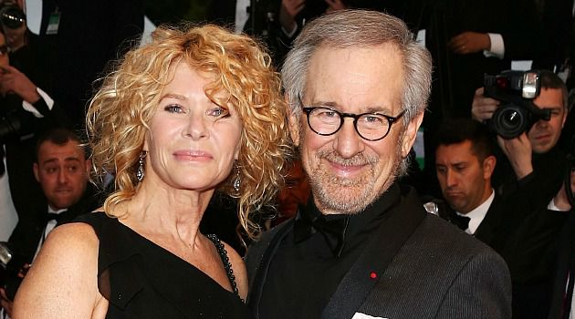 Big-Hearted Macher: Steven Spielberg, shown with his wife Kate Capshaw in Cannes, France, is one of many philanthropically minded Jews. Their generosity doesn?t mean the rest of us shouldn?t chip in.