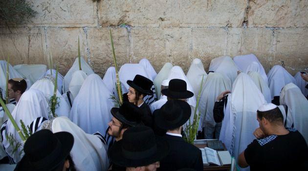 That Sukkot Ritual Of Waving Branches Around Has Pagan Roots