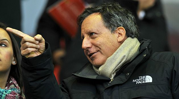 He Doesn?t Walk Alone: Tom Werner, chairman of the Boston Red Sox, doubles as boss of England?s storied Liverpool Football Club.
