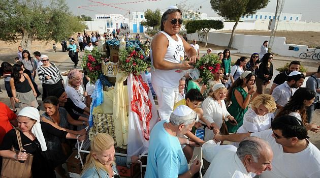 Journey to Tunisia: Hundreds of Jews have joined this year?s pilgrimage to Africa?s oldest synagogue.
