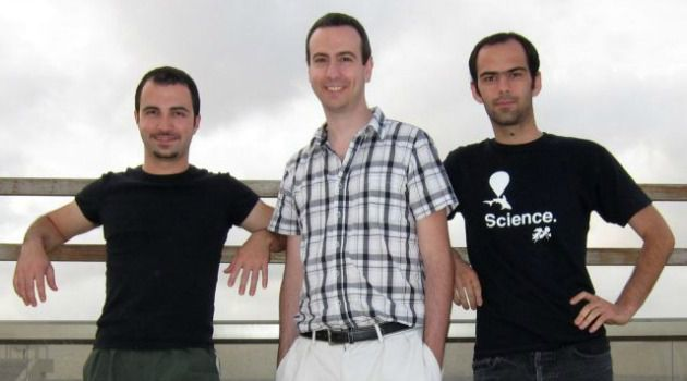 Yahoo's Newest Recruits: ClarityRay was founded by CEO Ido Yablonka, Vadim Zak and Guy Pitelko.