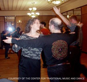 Step to the Rhythm: Some 80 participants gathered for the first-ever Yiddish Dance Symposium. The event included lectures, discussions, live music and a dance party.
