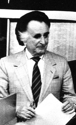 Socialist: Motl Zelmanowicz was a lifelong activist.