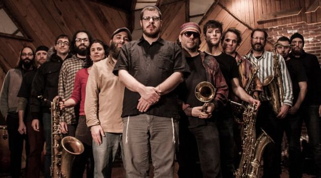 Confusing Fusion: Jon Madof and Zion80 blends Hasidic chants with sounds of the African diaspora.