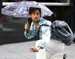 READY FOR ACTION: Adam Sandler in ?You Don?t Mess With the Zohan.?