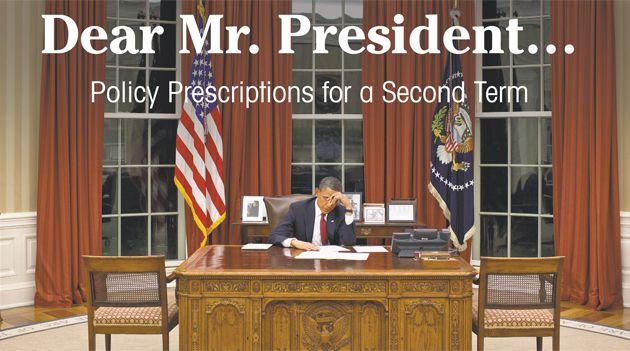 Dear Mr. Prez