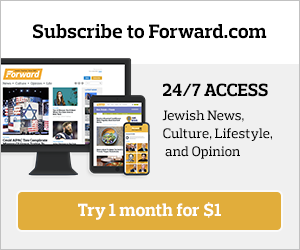 News that Matters to American Jews – The Forward