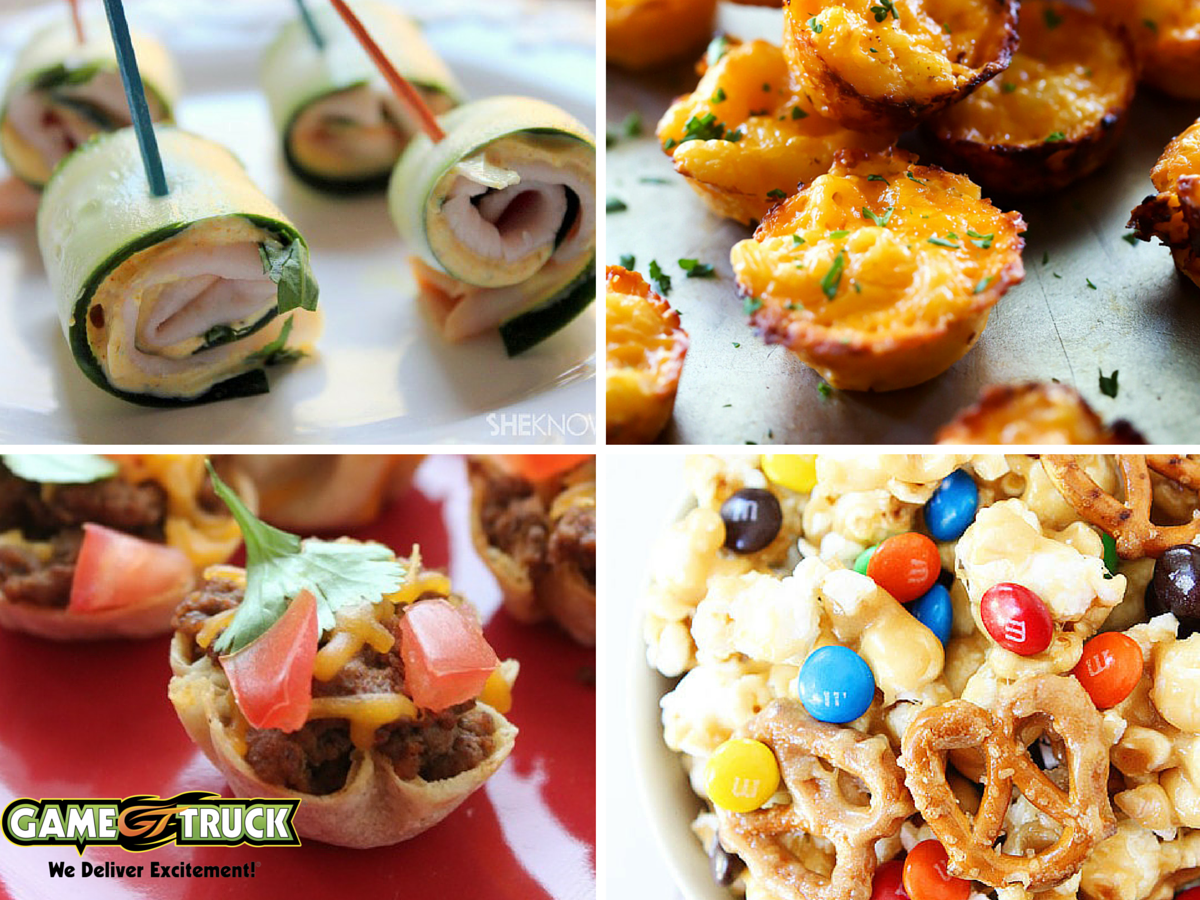 5 Quick Snacks to Serve at Any Kid's Party