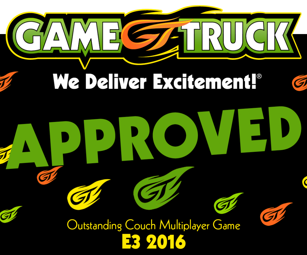 GameTruck Approved Award