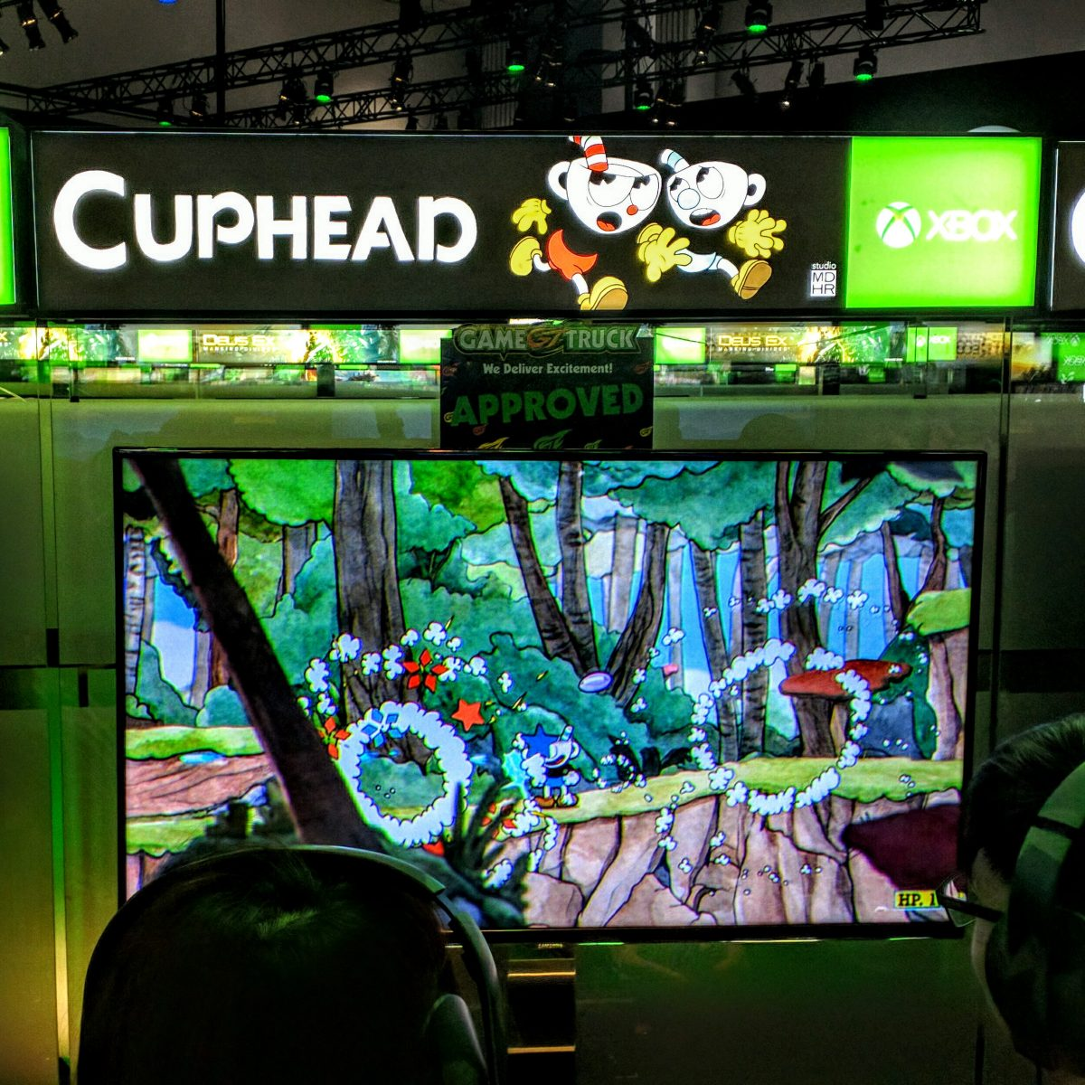 GameTruck Approved Cuphead