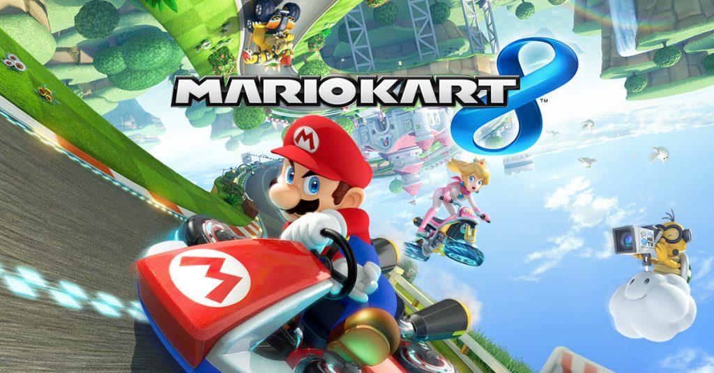 Mario Kart 8 - Couch Co-op