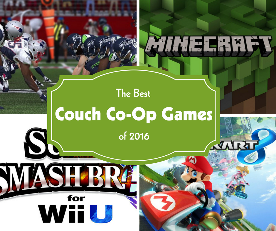 Couch Co-op Games of 2016 – Top 5