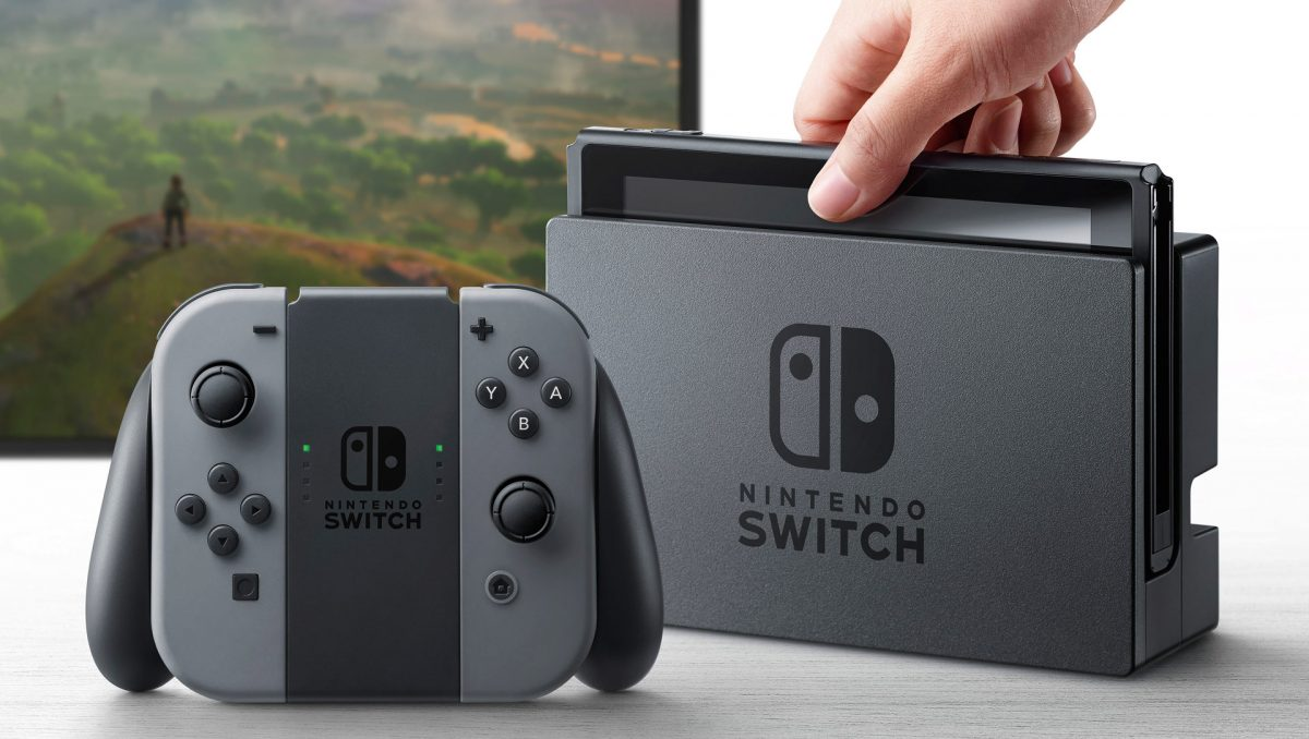 The Nintendo Switch Has Arrived at GameTruck!