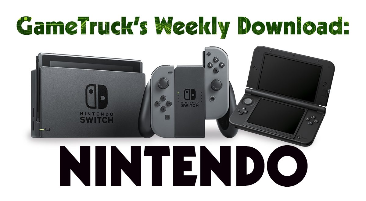 GameTruck's Favorite Nintendo eShop Downloads for April 13, 2017