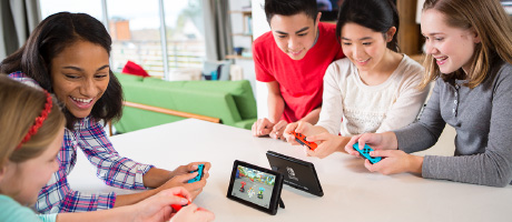 Nintendo Switch: Good News for Parents?