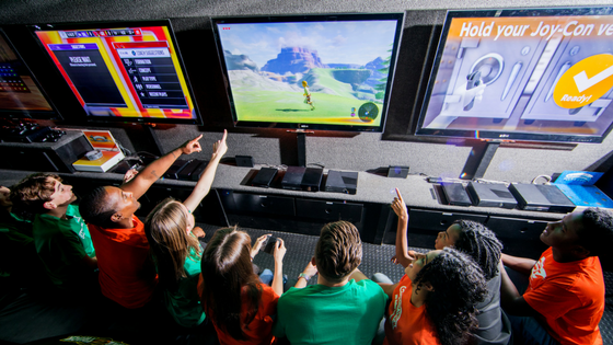 GameTruck for Fundraisers
