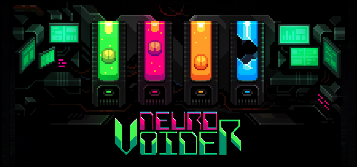 NeuroVoider: Retro Synth Co-op Done Right