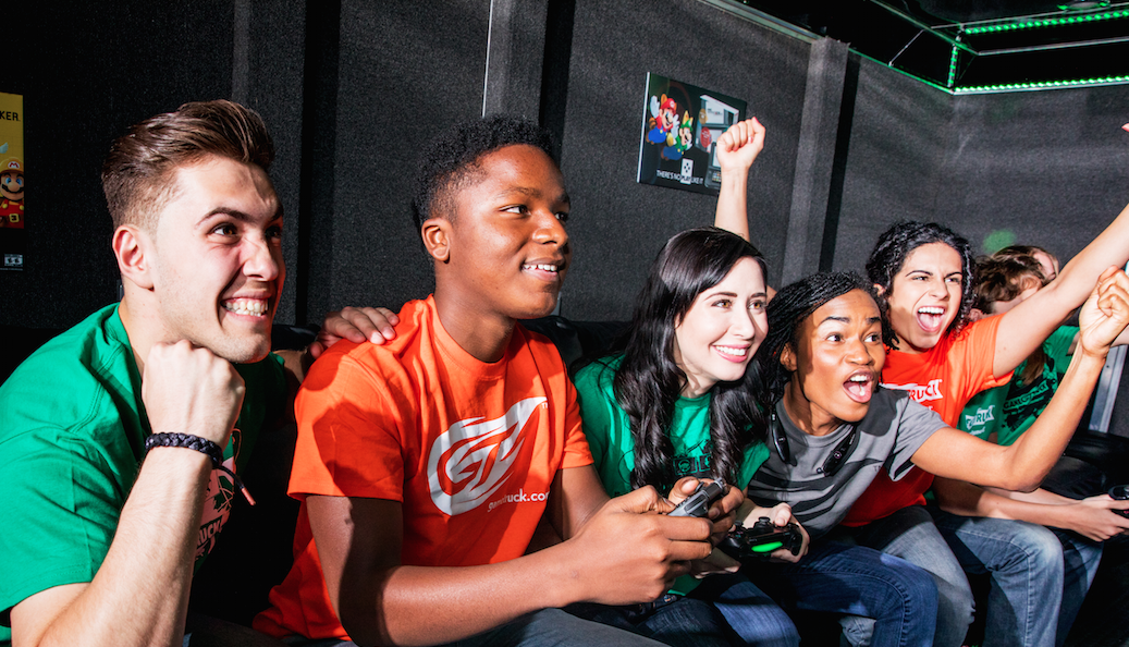 GameTruck for Teens and Adults