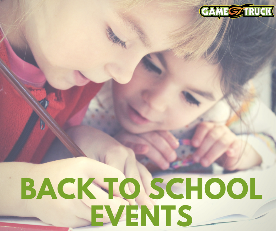 Host a Back to School Event You Won't Forget