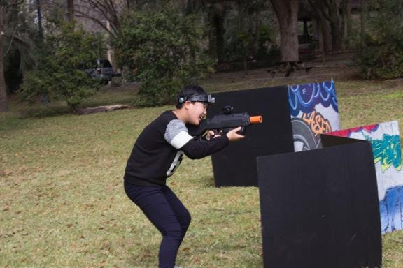 Why Is GameTruck the Best for Laser Tag Parties?