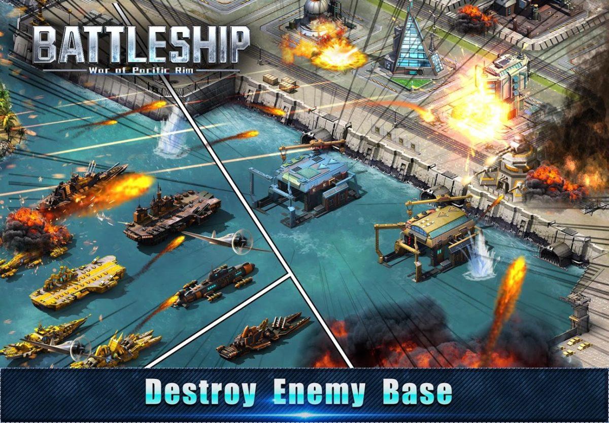 board game turned video game battleship