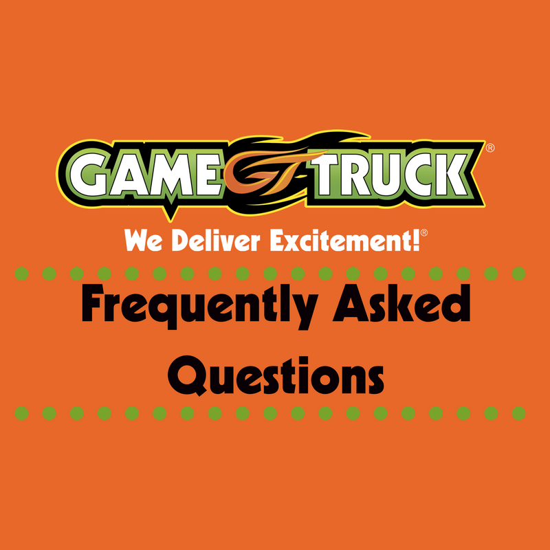 Five FAQs about GameTruck Answered
