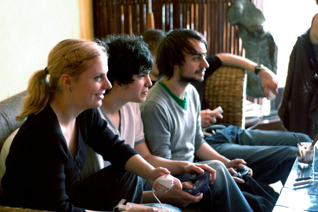 Gaming for Team Building