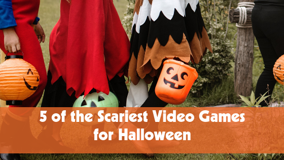 GameTruck Atlanta shares its favorite spooky video games for the Halloween season!