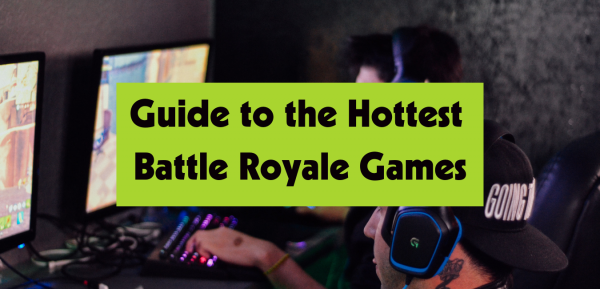Guide to the Hottest Battle Royale Games