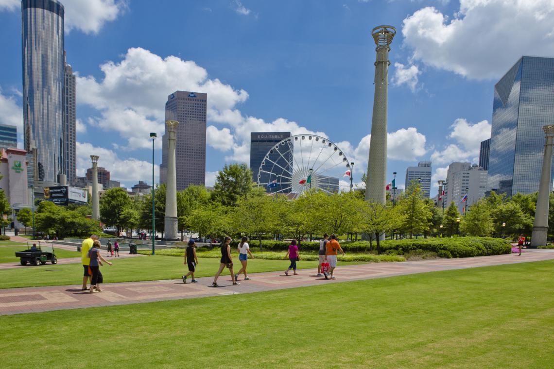 5 Outdoor Activities for Your Children in Atlanta