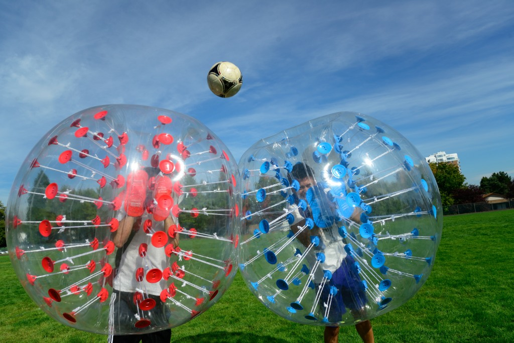BubbleSoccer Extravaganza this Spring!