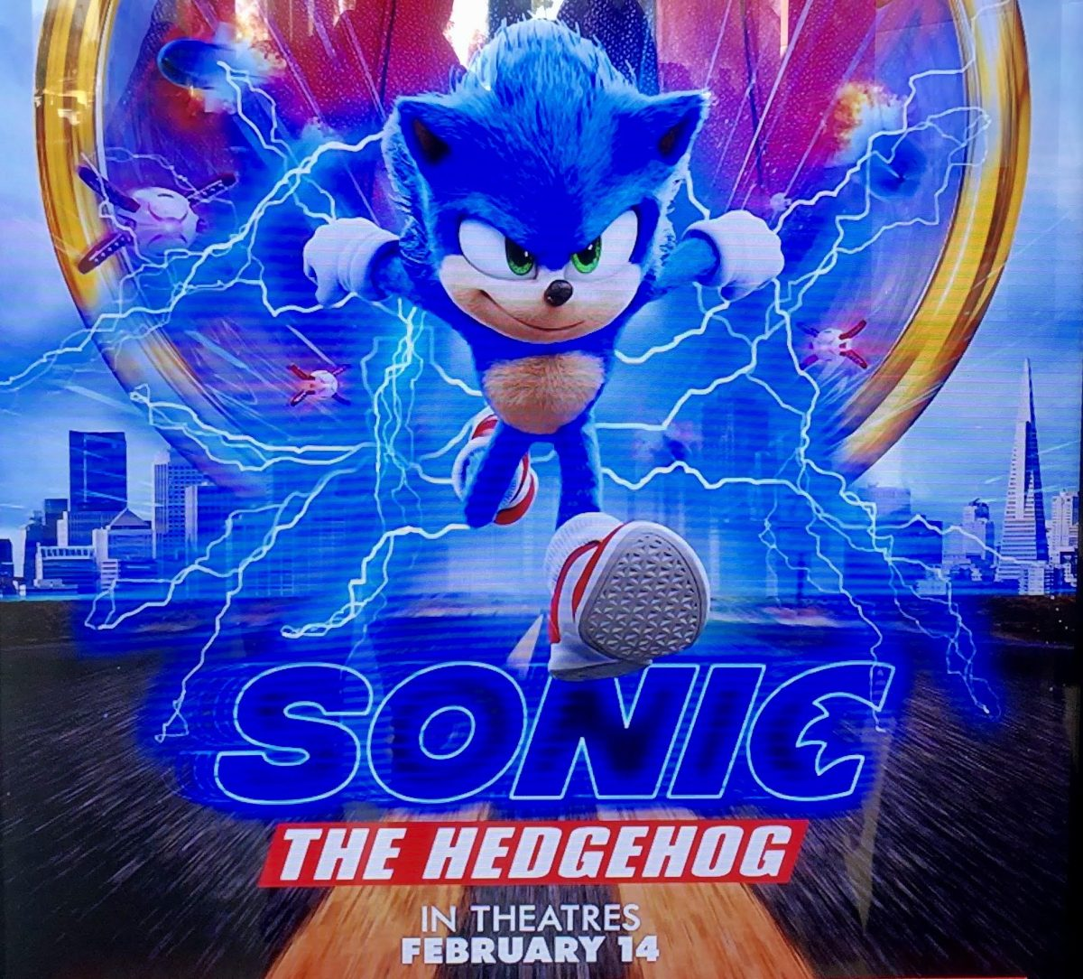 All the Movie Feels. Sonic The Hedgehog Races Back into Our Lives.