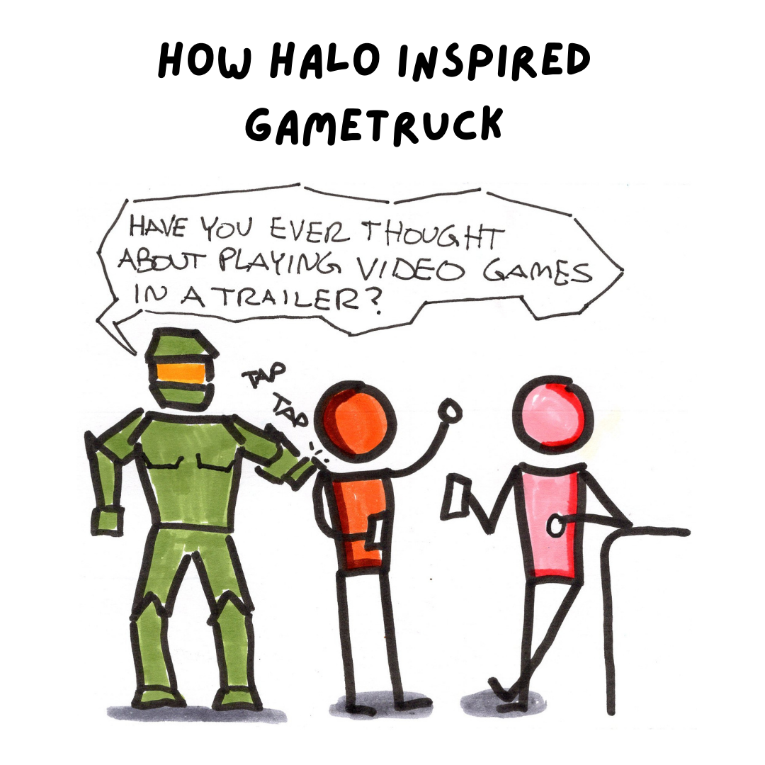 How Halo Inspired GameTruck