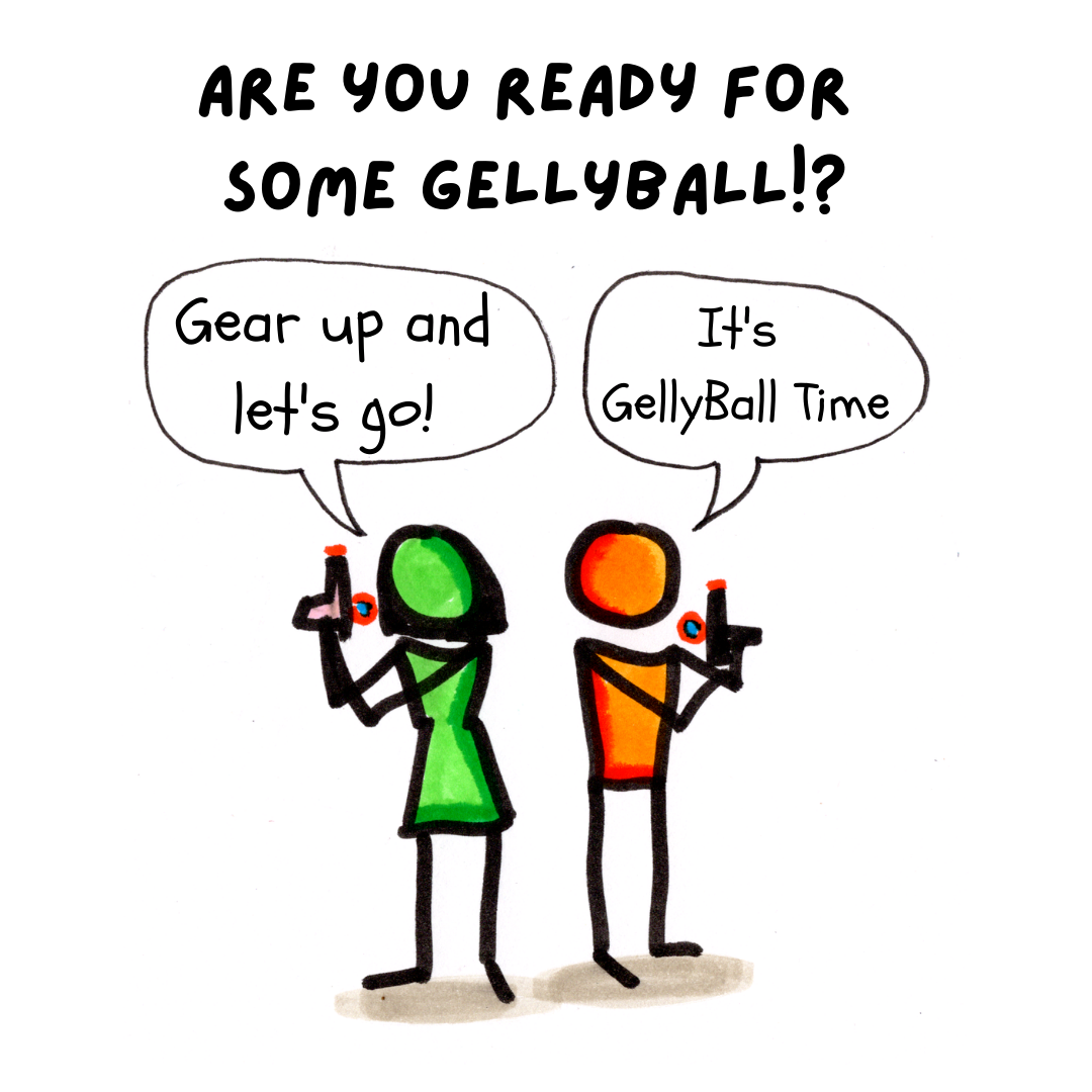 GellyBall Time | Perfect Party Action Fun