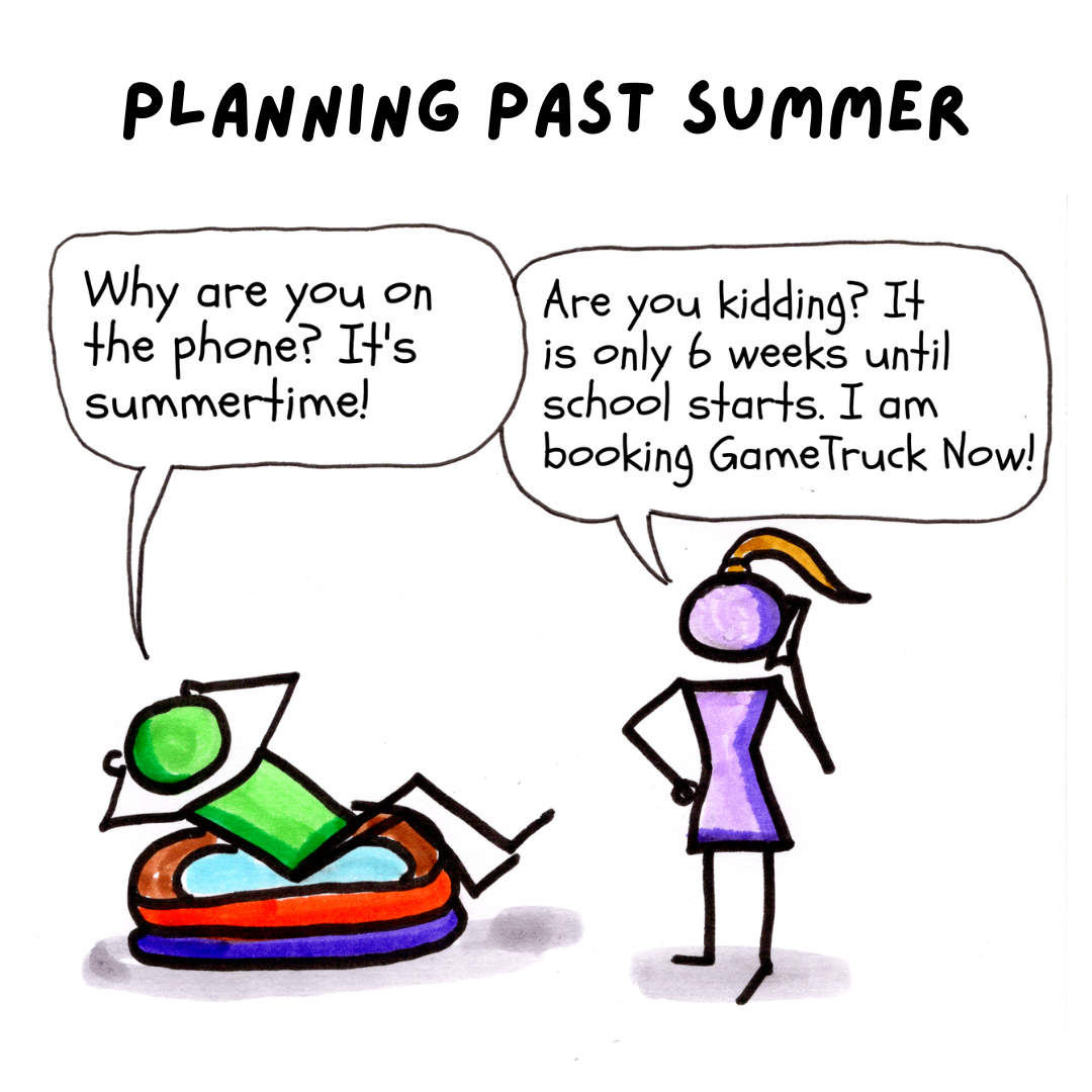 Party Planning: Looking Past the Summer