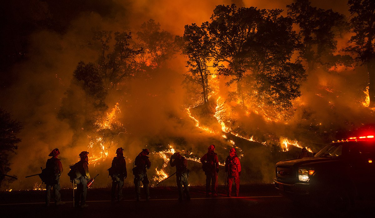 Record For Natural Disasters In A Year