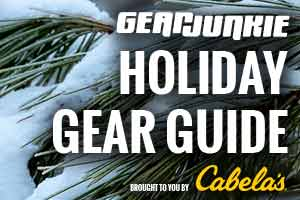 GearJunkie Holiday Gift Guide Brought To You By Cabela's