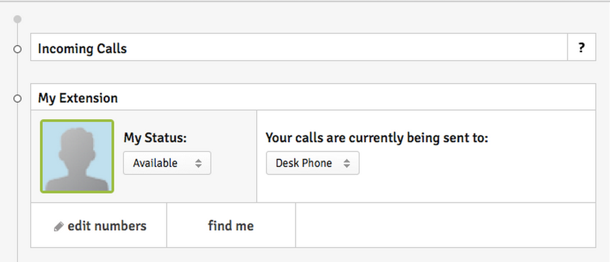 Sharpen allows users to make calls using their mobile phones but with their work caller ID displayed.